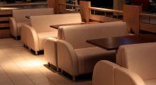Перетяжка мебели для кафе и ресторанов