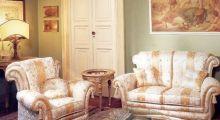 Перетяжка элитной мебели