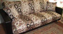 Ремонт и перетяжка дивана
