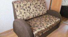 Перетяжка боковин дивана