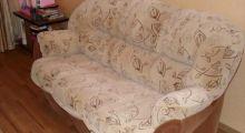 Обивка мебели флоком
